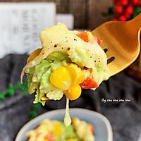 奶酪焗牛油果#精品菜谱挑战赛#的做法图解11