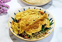 #春日时令,美味尝鲜# 炒合菜的做法