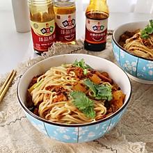 超下饭主食土豆肉末拌面❗️做法简单易上手
