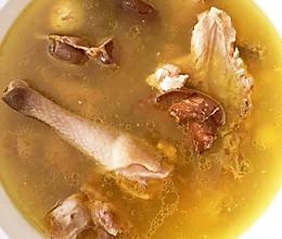 清炖老母鸡汤的做法