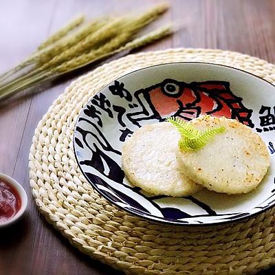 鱼香米饼-改造剩饭