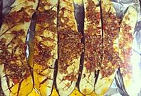 蒜蓉烤茄的做法