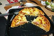 培根批萨的做法