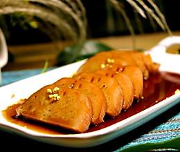 桂花糯米藕,小美的美食的做法