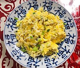 简单快捷银鱼炒蛋的做法