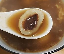 手工米酒汤圆的做法
