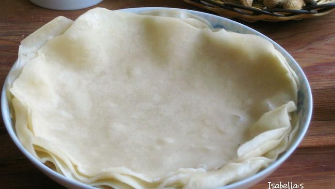 春饼(蒸、烙两种做法)