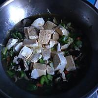 #菁选酱油试用#肉末杂蔬炖豆腐的做法图解13