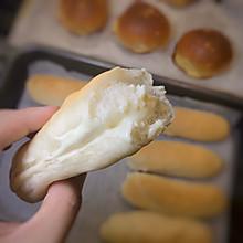 天使白面包 附万能卡仕达酱做法