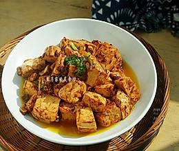 酱炒豆腐的做法