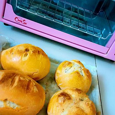 德式面包~的做法 步骤4