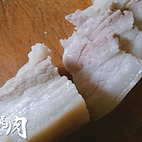 顺家私房菜——回锅肉的做法图解3