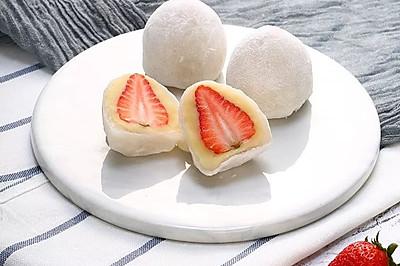 日式草莓大福