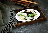 木耳山药炒荷兰豆的做法