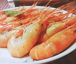糟香沼虾的做法