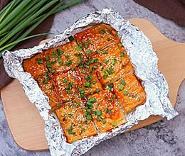 香烤豆腐的做法