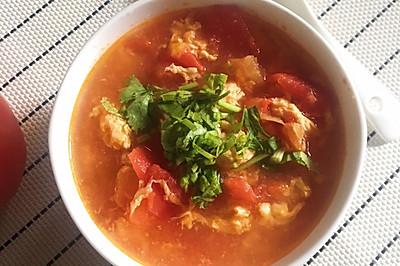 妈妈的味道-西红柿鸡蛋汤