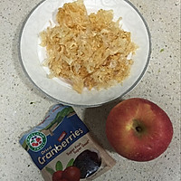 蔓越莓果味银耳汤#急速早餐#的做法图解1