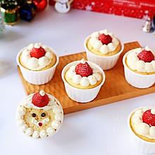 #安佳食力召集,力挺新一年#经典圣诞纸杯蛋糕