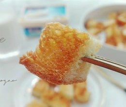 黄油面包块的做法