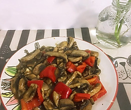 蚝油蘑菇的做法