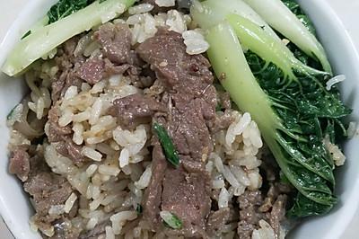 学子快手饭-牛肉焗饭