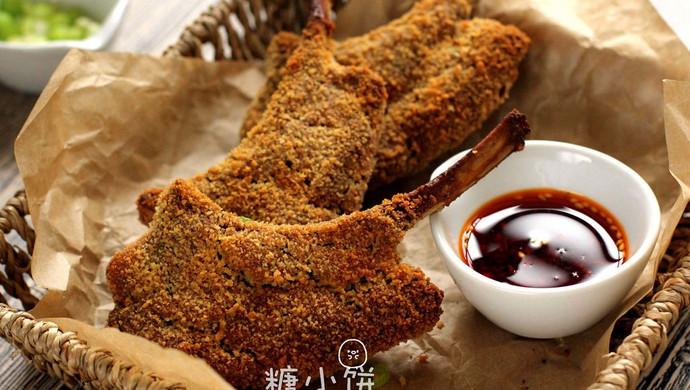 【香酥烤羊排】