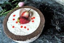 草莓芝士慕斯蛋糕的做法
