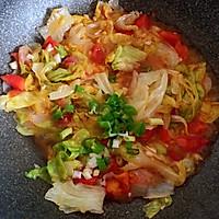 番茄球生菜的做法图解6