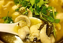 酸菜鱼(不辣版)的做法