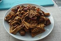 红烧腐竹五花肉的做法