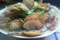 花蛤炒水瓜的做法
