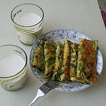 韩式蔬菜煎饼