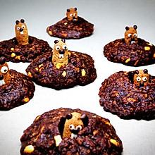 打地鼠饼干#我的烘焙不将就#