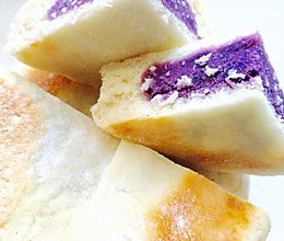 糙爷们厨娘心《紫薯饼》的做法