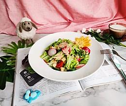 #爽口凉菜,开胃一夏!#轻食沙拉的做法