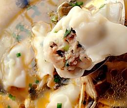 三鲜虾仁馄饨的做法