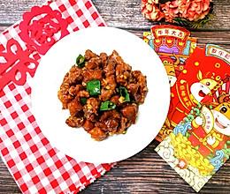 #福气年夜菜#年夜饭菜单——东北溜肉段的做法