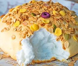棉花糖蛋糕的做法