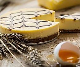 烤大理石纹芝士蛋糕的做法