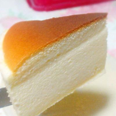 原味酸奶蛋糕(无糖)