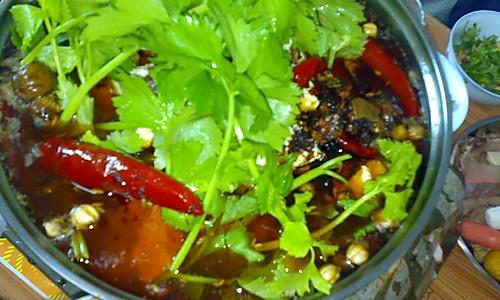 豆花鱼火锅的做法