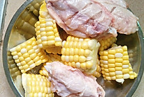 鸡翅炒玉米的做法