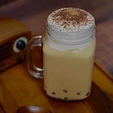 奶盖焦糖奶茶