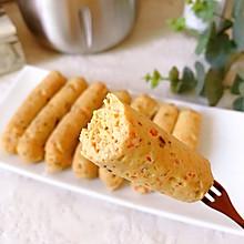 #春日时令,美味尝鲜#黑椒鸡肉肠