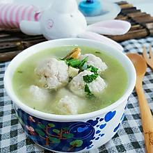 小肉丸(宝宝辅食)