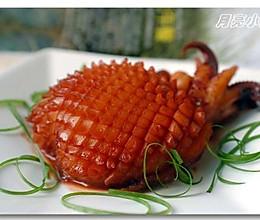 貌似菠萝的目鱼大烤的做法