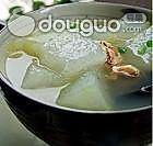 荷叶瘦身汤的做法
