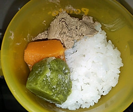 宝宝辅食,猪肝泥的做法