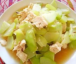 翠爽豆香焗佛瓜的做法